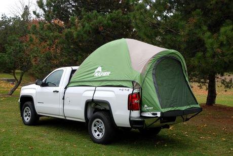 Napier Outdoors Backroadz Truck Tent 6 5 Ft Bed Walmart Ca