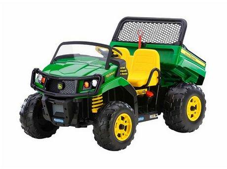 Peg Perego John Deere Gator Xuv 12 Volt Battery Powered