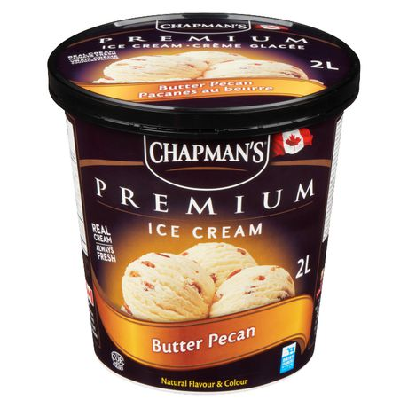 Butter Pecan Premium Ice Cream | Walmart.ca