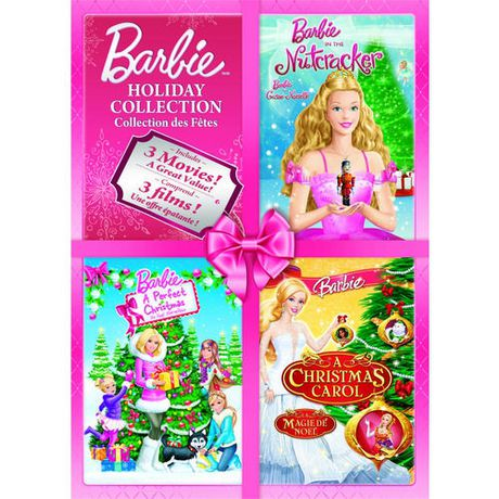 Barbie collection des f tes barbie dans casse noisette - Barbie noel merveilleux ...