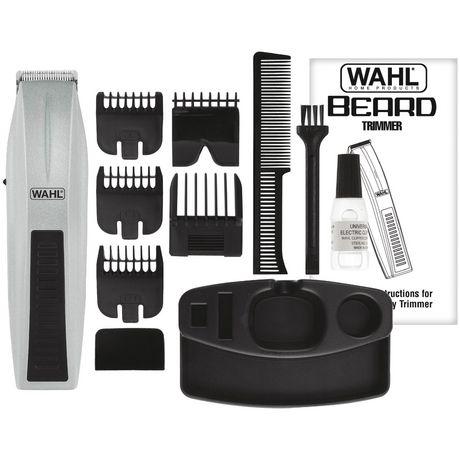 wahl battery beard trimmer. Black Bedroom Furniture Sets. Home Design Ideas