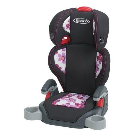 graco highback turbobooster car seat. Black Bedroom Furniture Sets. Home Design Ideas