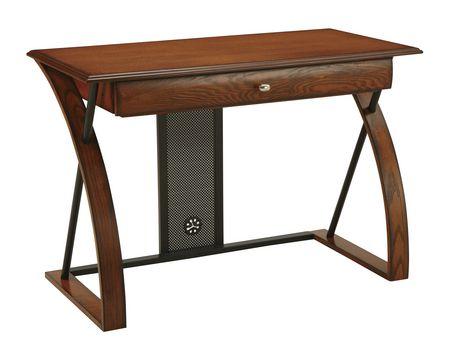 bureau pour ordinateur aurora de office star. Black Bedroom Furniture Sets. Home Design Ideas
