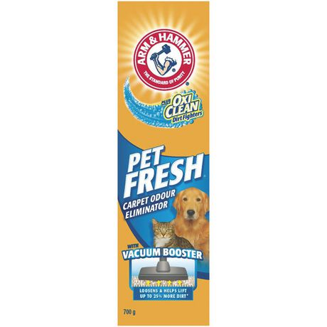 ARM & HAMMER® Plus OxiClean® Pet Fresh® Carpet Odour ...