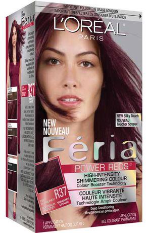 L Or 233 Al Paris Feria 37 Shimmering Haircolour Gel