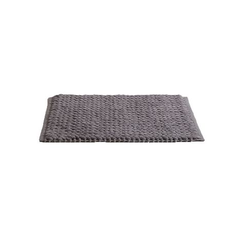 tapis de corde hometrends en gris walmart canada. Black Bedroom Furniture Sets. Home Design Ideas