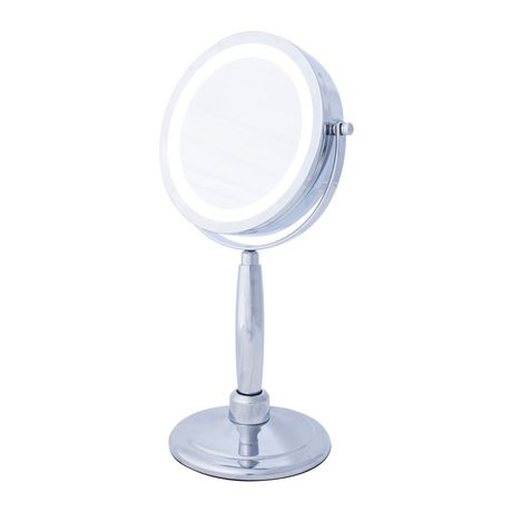 Danielle Led Hand Held 2 In 1 Mirror Walmart Ca