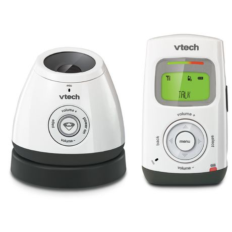 vtech dm222 safe sound digital audio baby monitor. Black Bedroom Furniture Sets. Home Design Ideas