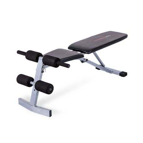 Cap Strength Flat Incline Decline Bench
