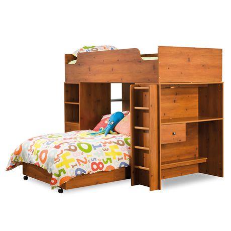 South Shore Logik Twin Loft Bed 39