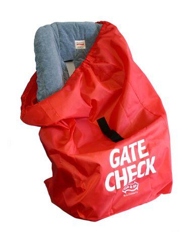 gate check air travel bag for car seats. Black Bedroom Furniture Sets. Home Design Ideas