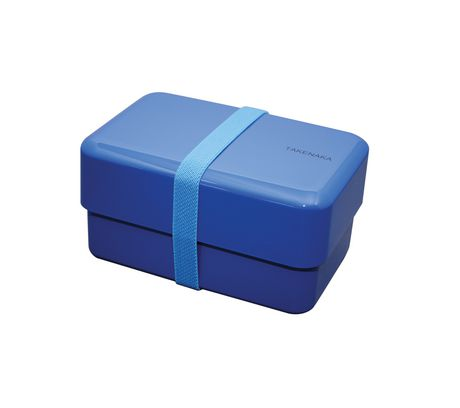 takenaka bento box rectangle monaco blue. Black Bedroom Furniture Sets. Home Design Ideas