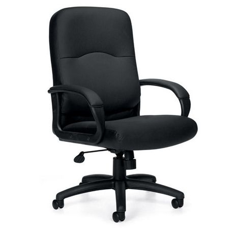 fauteuil basculant dossier haut otg11617b. Black Bedroom Furniture Sets. Home Design Ideas