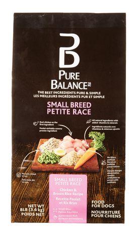 Pure Balance Dog Food Dry Food