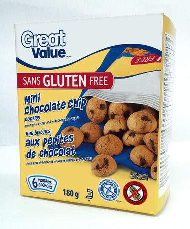 Great Value Gluten Free Food List