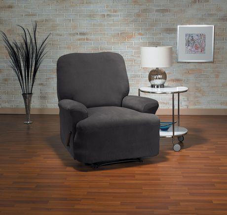 Housse extensible pour fauteuil inclinable eastwood de for Housse extensible pour fauteuil