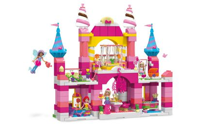 Mega Construx Barbie Sweetville's Candy Castle