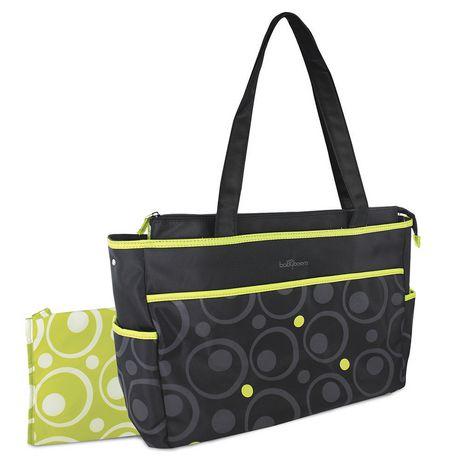 babyboom carry all tote diaper bag. Black Bedroom Furniture Sets. Home Design Ideas