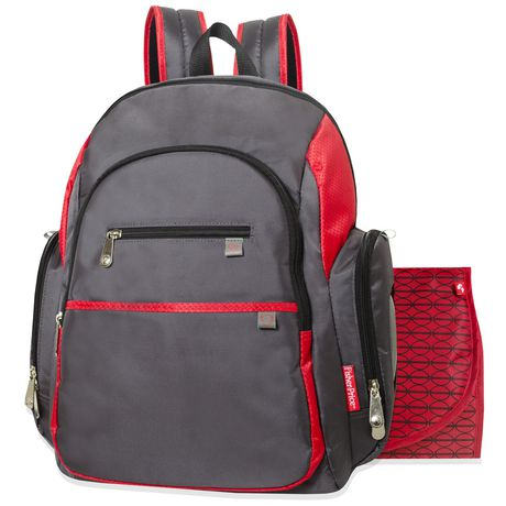 fisher price fastfinder deluxe backpack bag. Black Bedroom Furniture Sets. Home Design Ideas
