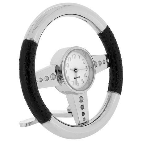 horloge de bureau volant de voiture sport c1808s. Black Bedroom Furniture Sets. Home Design Ideas