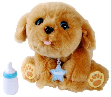 little live pets snuggles my dream puppy toy. Black Bedroom Furniture Sets. Home Design Ideas