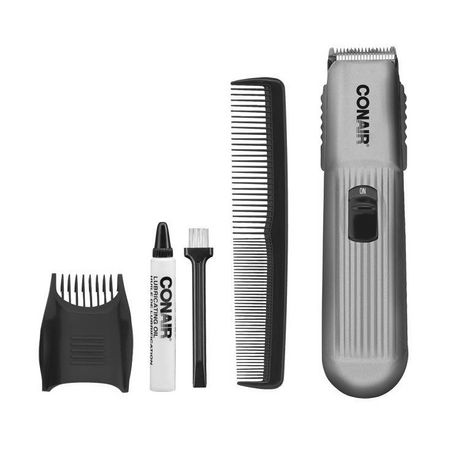 conair battery operated beard mustache trimmer. Black Bedroom Furniture Sets. Home Design Ideas