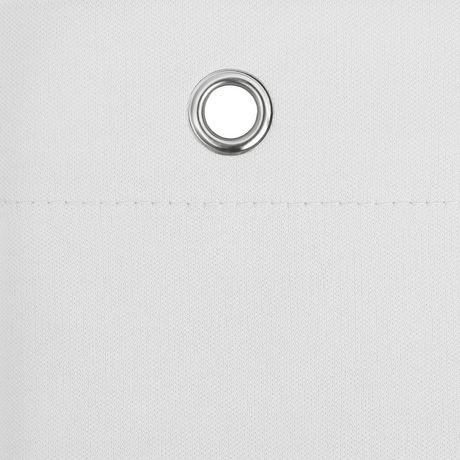 Doublure de rideau de douche en tissu imperm able de - Rideau de douche tissu impermeable ...