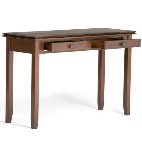 Wyndenhall stratford console table walmart canada for Sofa table at walmart