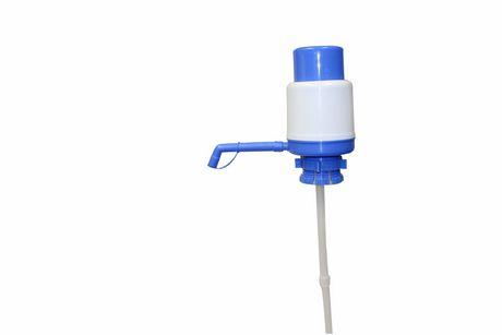 Pompe pour bidon d'eau de 5 litres
