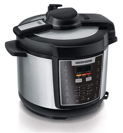 Redmond 4 8 Litre Led Non Stick Coating Pressure Multi Cooker