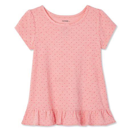 8953ecb57 Toddler Girls Tops & T-Shirts   Walmart Canada