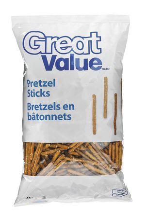 Great Value Pretzel Sticks Walmart Ca