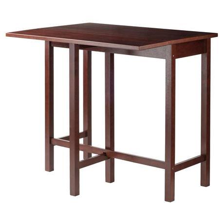 Table allonge pliante lynnwood 94149 walmart canada for Table pliante walmart