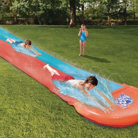 Tapis de glisse deux voies de h2o go for Club piscine circulaire