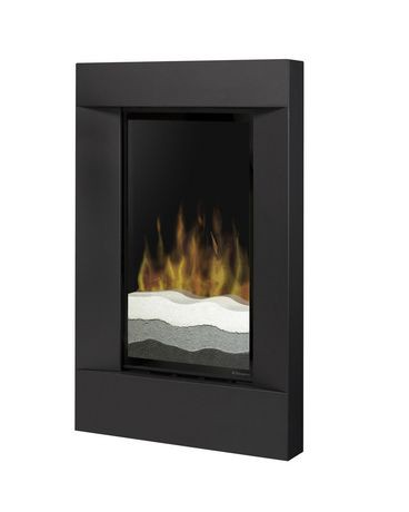 Dimplex North America Wall Mount Electric Fireplace