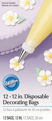Wilton Disposable Icing Decorating Bags Walmart.ca