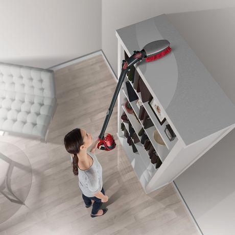 Dirt devil 360 reach pro bagless stick vacuum cleaner - Meuble rangement aspirateur ...