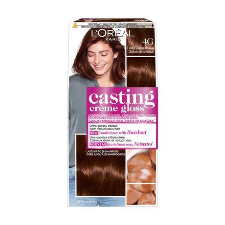 L'oréal Paris Healthy Look Crème Gloss 4 G Ammonia Free Hair Colour by L'oreal Paris