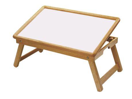 winsome plateau de lit pour le petit d jeuner avec dessus inclinable 98721 walmart canada. Black Bedroom Furniture Sets. Home Design Ideas
