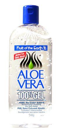 fruit of the earth alcohol free aloe vera moisturizing gel. Black Bedroom Furniture Sets. Home Design Ideas