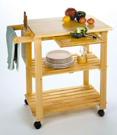 89933 Kitchen Cart Walmart Canada