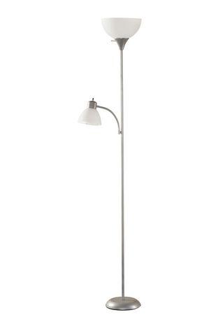Floor Lamp With Reading Light Walmart Canada