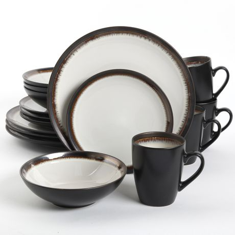 Home Trends Artisan Studio 16 Piece Dinnerware Set