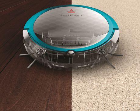Bissell Smartclean Robot Vacuum Cleaner Walmart Ca