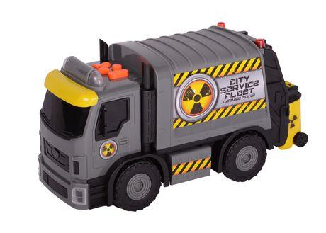 fr ip adventure wheels jouet vhicule de service la ville camion poubelle