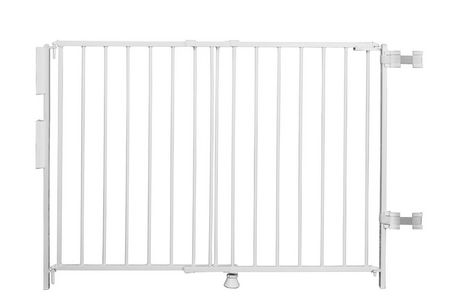 Barri re de s curit ajustable regalo pour haut d 39 escalier - Barriere de securite haut d escalier ...