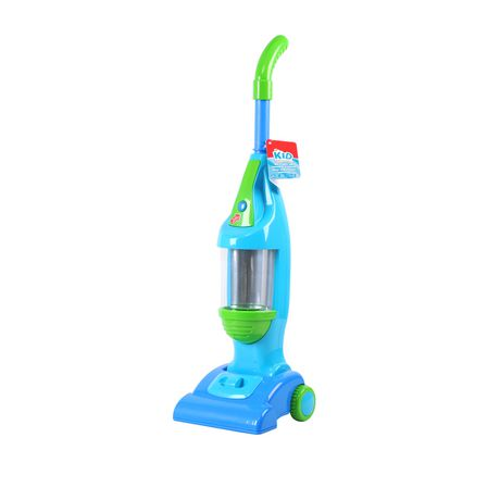 Kid Connection My Light Up Vacuum Cleaner Blue Walmart Ca