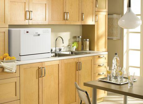 Danby Countertop Dishwasher Reviews : danby countertop dishwasher white 244 reviews