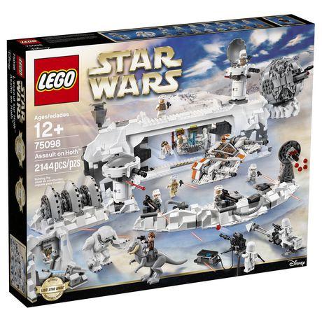 Lego Star Wars Assault On Hoth