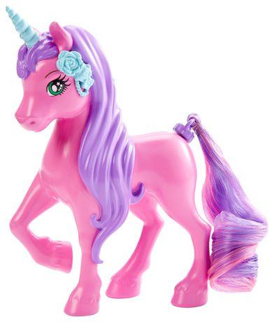 Royaume chevelure magique de barbie licorne - Barbie licorne ...